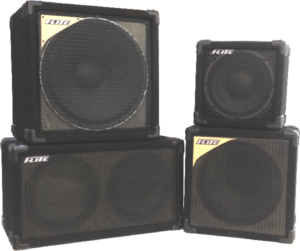 artists using Flite speaker cabinets