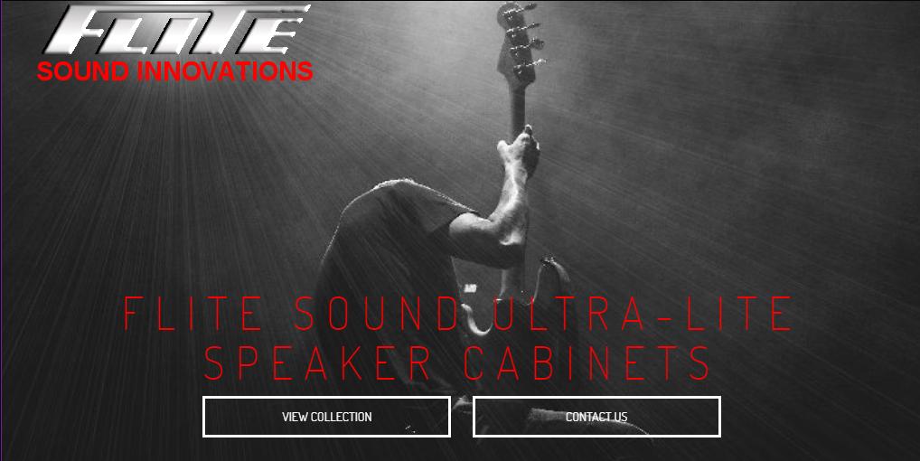 Custom Built Speaker Cabinets | Flite Sound Innovations