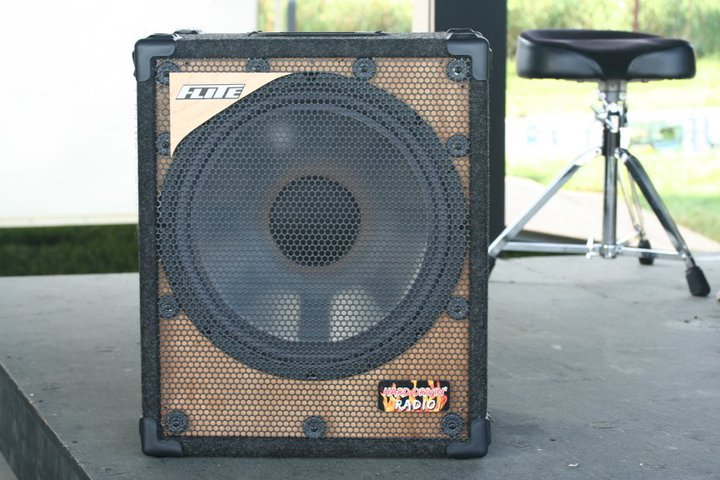 custom built speaker cabinets