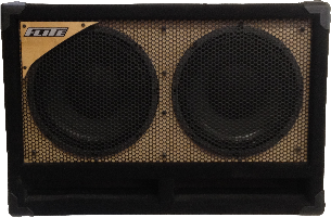 2 by 10 bass cabinet